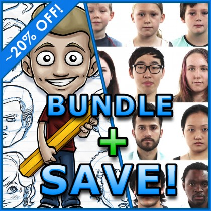 Faces Bundle